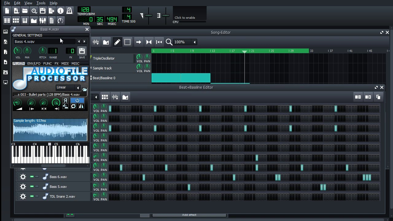 LMMS 1.2.0 RC2 Beta] Skifonix and Trisamples - Royalty-Free ...