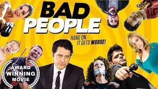 Bad People (Comedy Movie, AWARD-WINNING, HD, Full Film, English) free comedy movie on ютуб