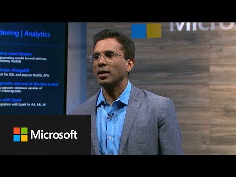 Microsoft Data Amp 2017 | Joseph Sirosh Keynote