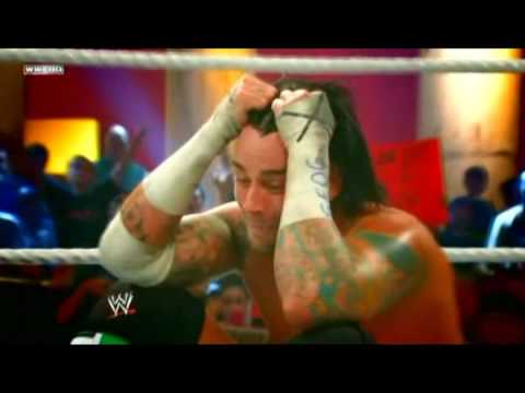 WWE Jeff Hardy vs CM Punk Night Of Champions 2009 Recap