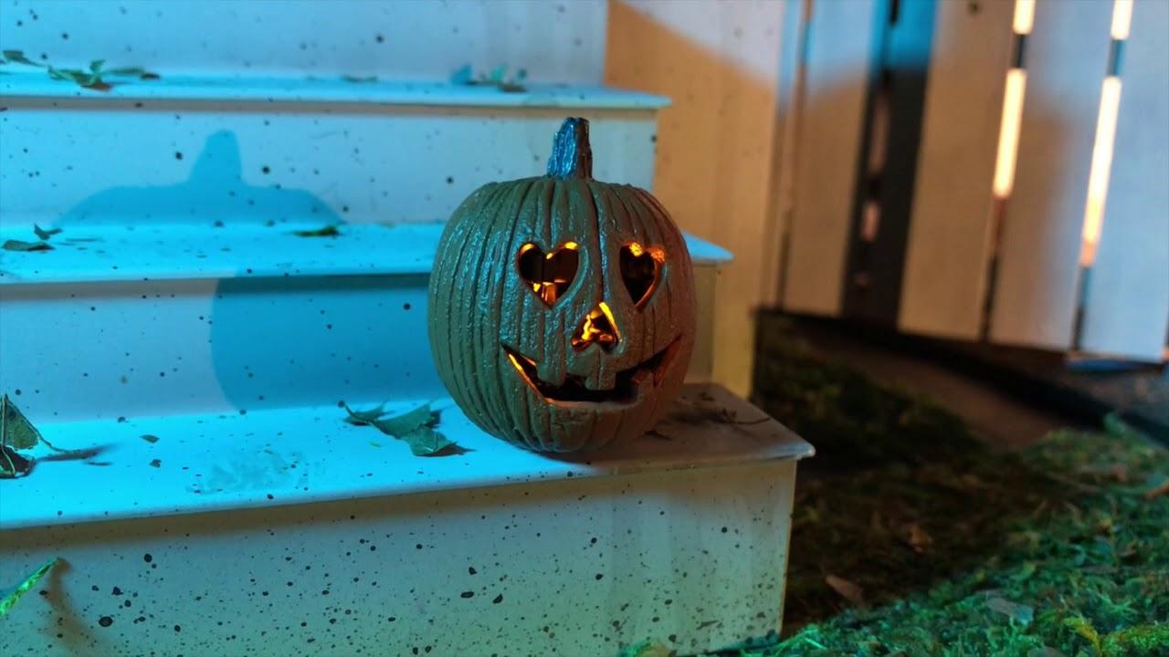 Ultimate Michael Myers 2018 Halloween Pumpkin Lighting
