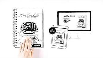 Kochbücher online abrufen - Tipps & Tricks von Betty Bossi