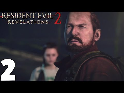 Resident Evil Revelations 2 - No Escape/S Rank | Co-Op (Episode 1-2)
