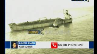 NewsX Exclusive: Two ships collided today off Ennore port near Chennai