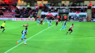 Highlights: Morecambe 0-1 Wycombe