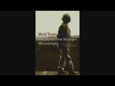 Mark Twain - Tajemný Cizinec (Mluvené Slovo CZ)