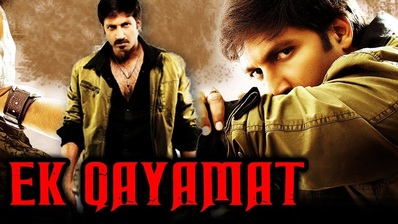 Ek Qayamat Raraju Hindi Dubbed Full Movie Gopichand Meera
