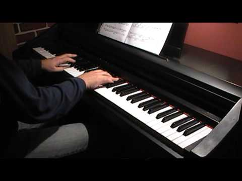 We are the world (USA for Africa) piano JMAGP