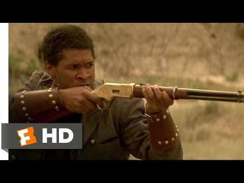 Texas Rangers (5/9) Movie CLIP - I'm a Damn Blasted Shooter (2001) HD