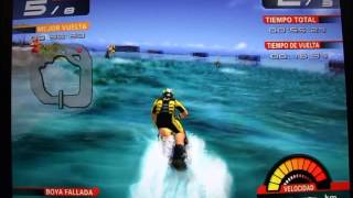 Jet Ski Riders, Wave Rally, PlayStation 2, PS2, Kawasaki, Eidos Interactive, Jetpilot, opus corp.