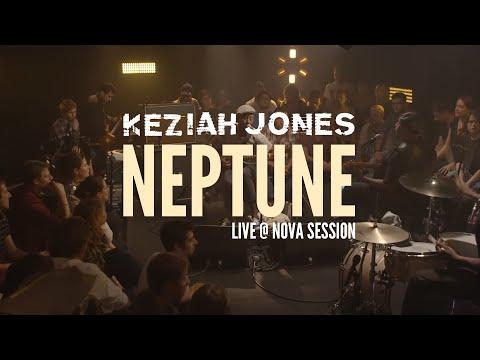 Keziah Jones   Neptune  @ Nova Session
