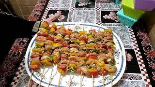 #اكلات رمضان #شيش طاووك اتحداكي مش هتبطلي تعمليه وينور سفرتك في رمضان مع سوبر ماجي2 ????