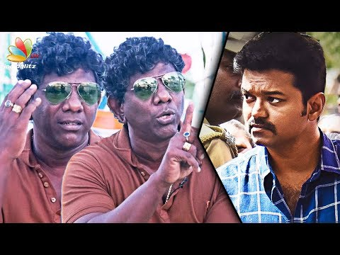 Theri Vijay fans attacked me :  Sai Dheena about Ocean Marathon   Latest Interview