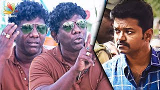 Theri Vijay fans attacked me :  Sai Dheena about Ocean Marathon | Latest Interview