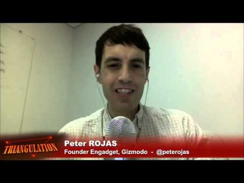 Triangulation 157: Peter Rojas