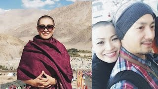 Phương Thanh,  Tiến Đạt và hành trình 13 ngày tu trên núi cao 4000m