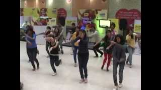 Idea Honey Bunny Flash Mob