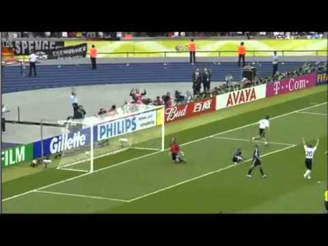 World Cup top scorers: Miroslav Klose (2002-2010)