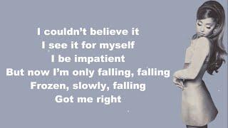 Download Ariana Grande - POV (Lyrics)