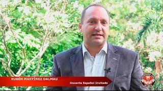 Entrevista al Dr. Rubén Martínez Dalmau