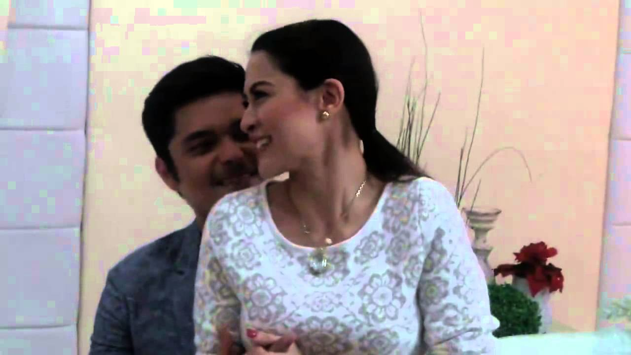 BTS 2: Dingdong Dantes and Marian Rivera for StarStudio ...