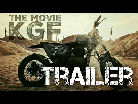 Kgf Trailer Yash Kannada Movie 2018 Youtube