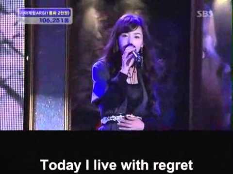 Nam Gyu Ri singing (2006-2008)