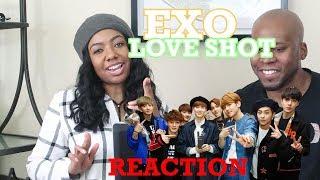 EXO #39Love Shot#39 MV BEST REACTION!!!