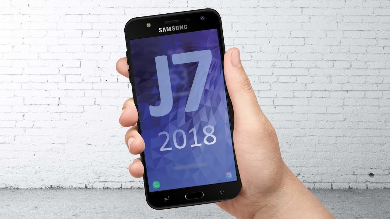 f6da60eb6bf SAMSUNG GALAXY J7 (2018) | El Regreso al Futuro!! - YouTube