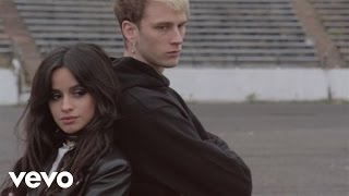 Machine Gun Kelly, Camila Cabello Bad Things Behind The Scenes