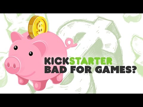 Does KickStarter Create BAD GAMES? - The Know Game News