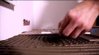 Кухонная столешница из плитки своими руками -  Дача - Выпуск 70 - 21.12.2013