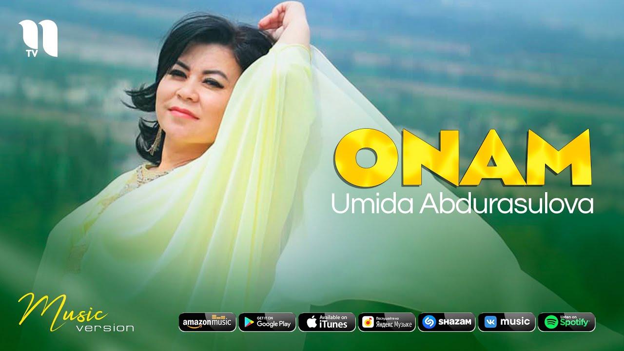 Umida Abdurasulova - Onam (audio 2021) онлайн томоша килиш