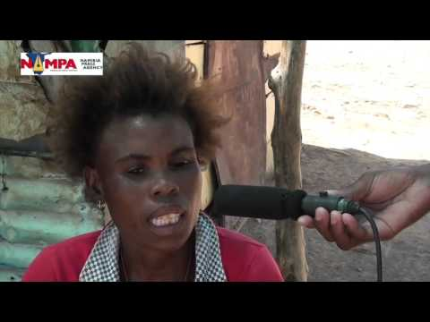 NAMPA:  KHORIXAS residents demand development 24 NOV 2015