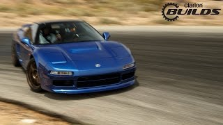 Our 230,000 Mile 1991 Acura NSX - a Fire Breathing Supercharged Track Monster