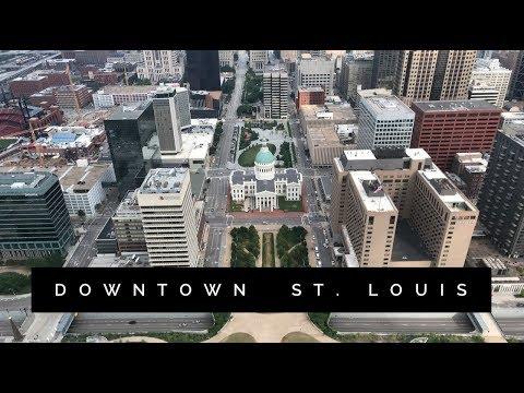 Downtown St. Louis, MO - A 3 Minute Tour