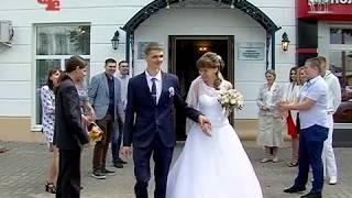 видео ЗАГС Левобережный г.Москва - фото. Съемка свадьбы, фотограф в ЗАГС