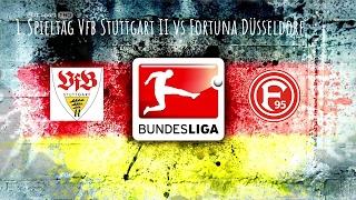 11.2.17 Vfb Stuttgart II vs Fortuna Düsseldorf