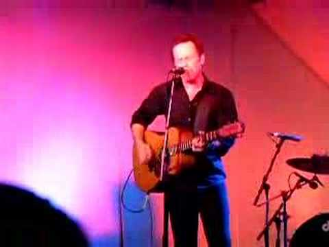 Mark Seymour Holy Grail Live - Spine Tingling Moment