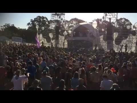 Shpongle @ Earthcore 2014 LIVE