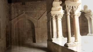 Vista al monasterio escondido del barrio del Raval: Sant Pau del Camp