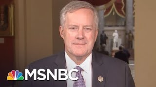 Meadows: Discussions On New GOP Leadership After Ryan 'Are Already Happening' | MTP Daily | MSNBC