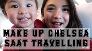 SIMPLE AND FAST MAKE UP TUTORIAL/TIPS WHEN TRAVELING