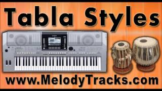 Chod do anchal zamana - Tabla Styles for Yamaha Keyboards Indian Kit Bollywood Songs - Classic SET 4