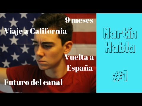 Después de 9 meses en USA | Noticias, 2k suscriptores y viajes #MartínHabla