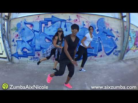 Zumba Aix Nicole - Up In Her Belly, Busy Signal