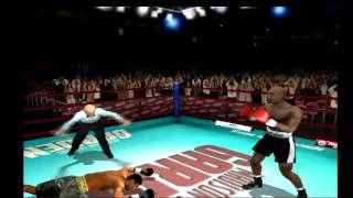 Knockout Kings 2001 (Throwback)