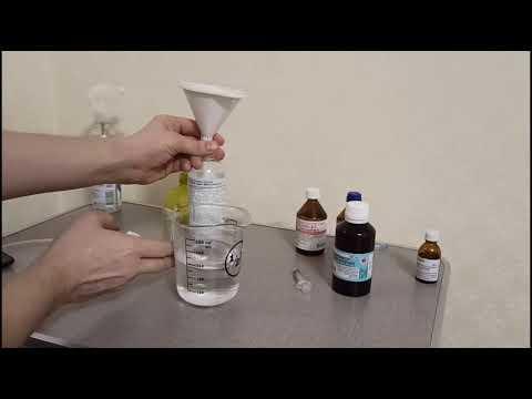 Правильный антисептик для рук рекомендованый ВОЗ против короновируса сделать своими руками