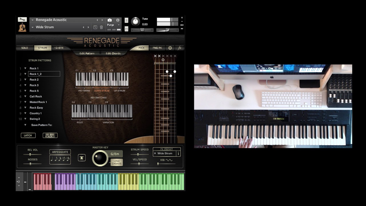 First Look: Renegade Acoustic by Indiginus - Sample Library