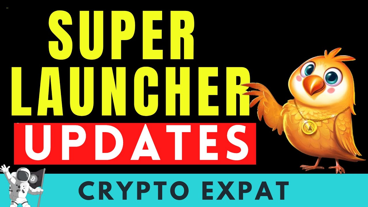 Super Launcher Massive Updates, Staking Coming, New Features Next Level